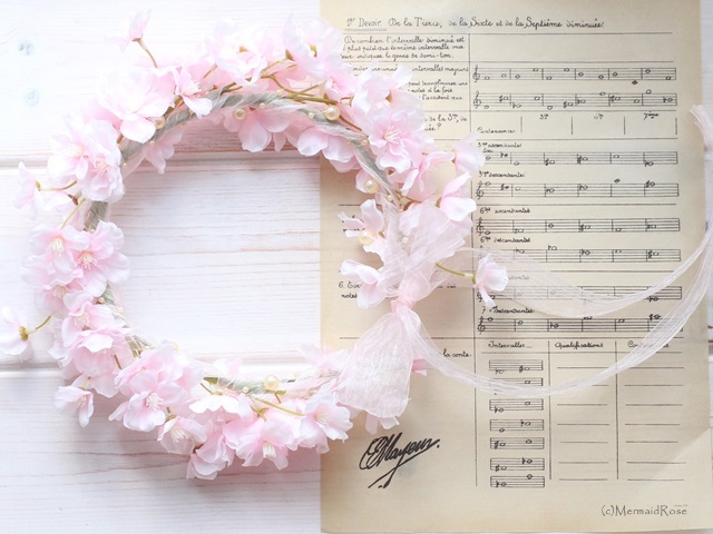 花冠sakura八重桜