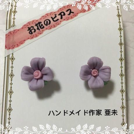 新春クリアランスセール★48 お花のピアス
