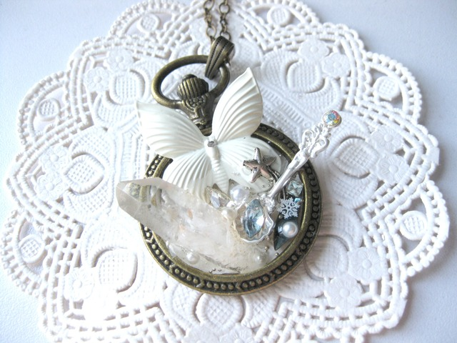 冬の懐中時計