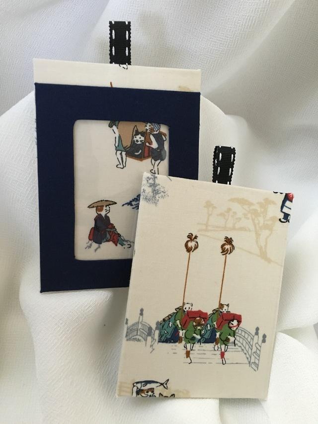 ICカードケース【東海道五十にゃん次】
