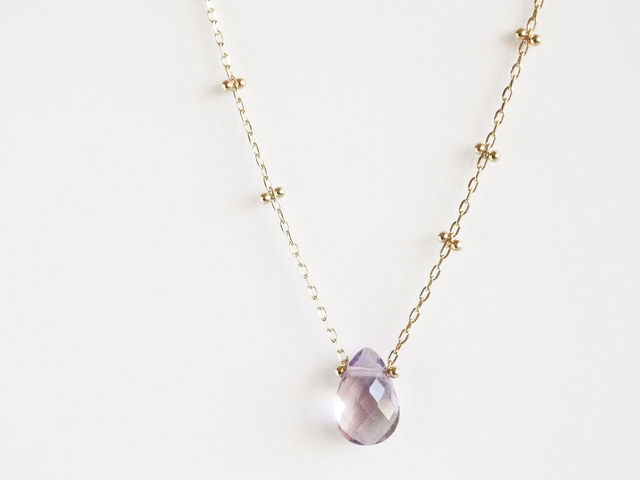 K10 Dew Drop Necklace PU