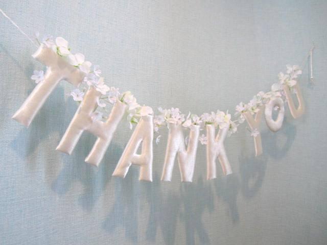 結婚式のためのガーランド*花冠