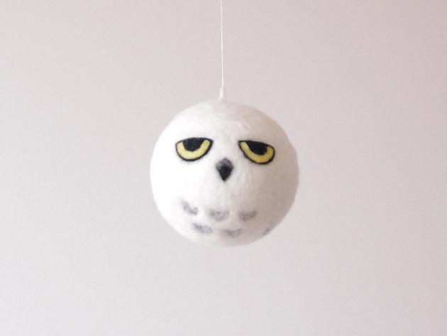 Owlball -シロフクロウ-