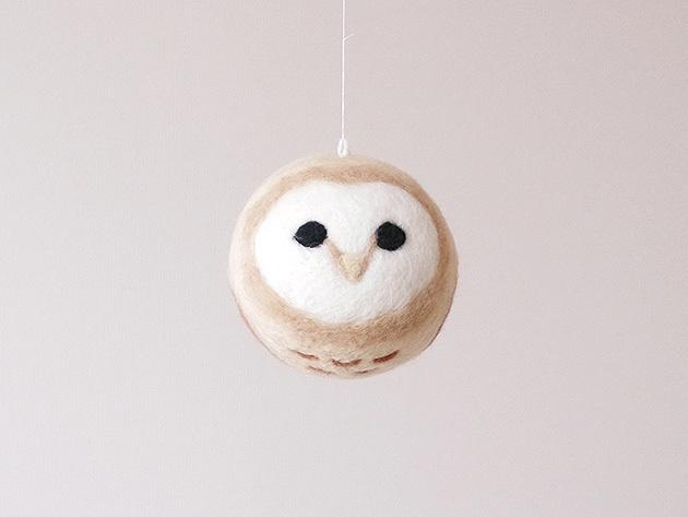 Owlball -メンフクロウ-