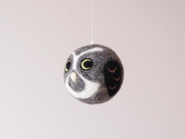 Owlball -メガネフクロウ-