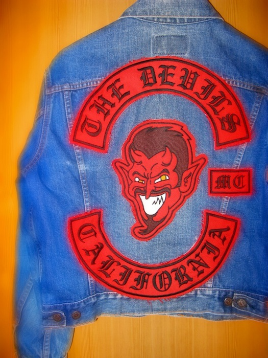 THE DEVILS/LEVI'S  BigE 1960's 70505-0217 Denim?Jacket