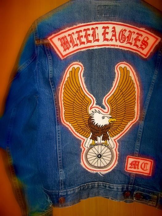 WHEEL EAGLES/LEVI'S  BigE 1960's Denim?Jacket