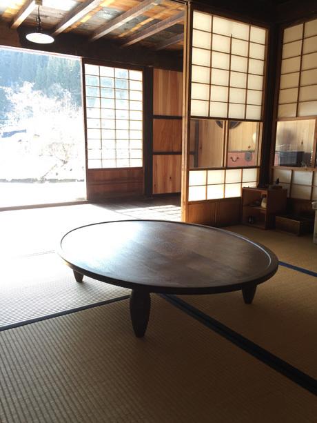 【送料無料】座卓 -語り部(かたりべ)-