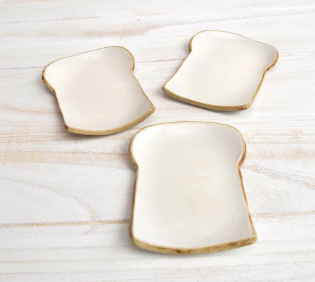 食パンの皿 PURE-WHITE 〜2016〜