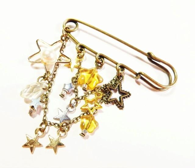 星☆星ストールピン【再販】