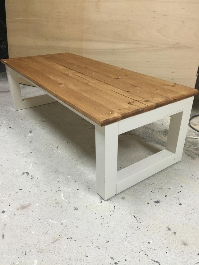 hotaru カントリー ローテーブル ベンチテーブル 天然木 無垢材 オーダー可