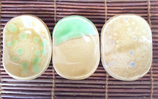 ★秋色豆皿3枚セット