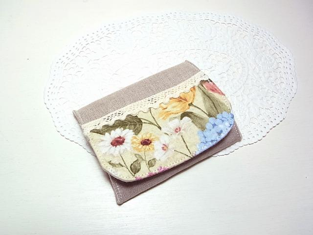コイン・カードケース 「プリマヴェーラ」