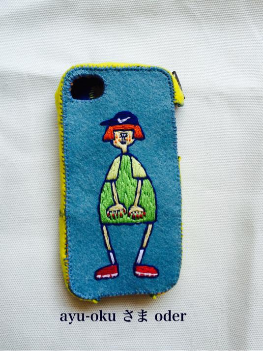 iphone5c 携帯カバー oder