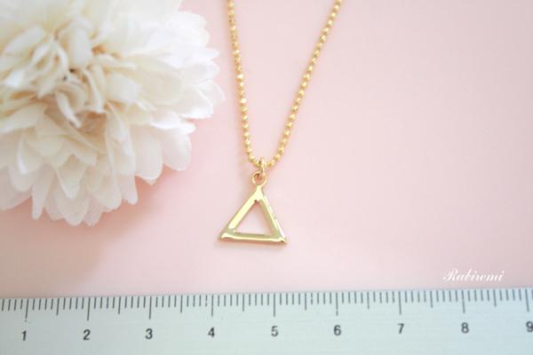 とろんと、三角 (ネックレス)