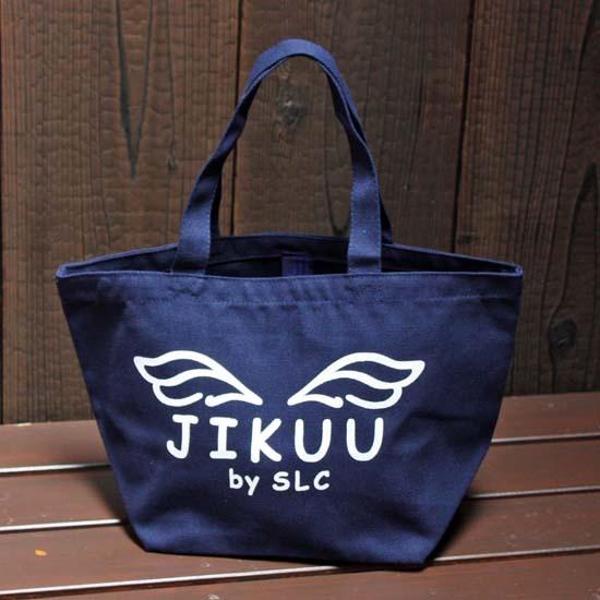 【JIKUU BY SLC】キャンバス/コットン/ミニトートランチバッグ『エンジェル』