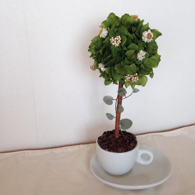 (A様オーダー)green cafe トピアリー