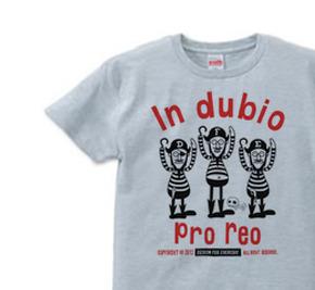 海賊〜in dubio pro reo〜 S〜XL Tシャツ【受注生産品】