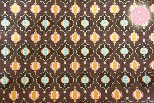 【Ellie&M's fabric】モロッカンオーナメント
