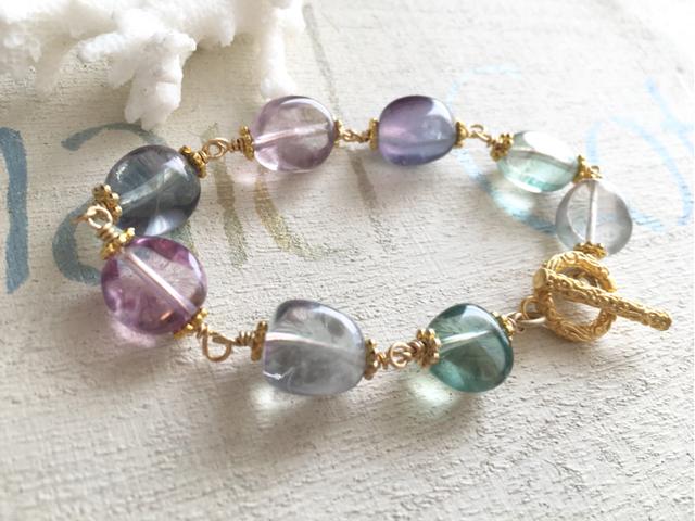 mermaid 's rainbow bracelet/�ե?�饤��