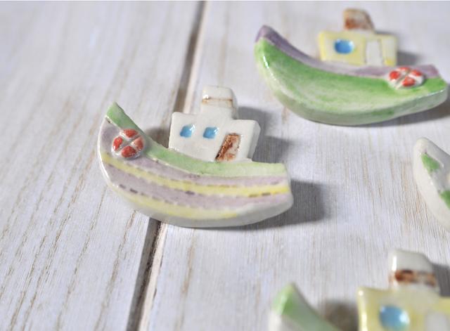 春船の箸置き 【箸置き】