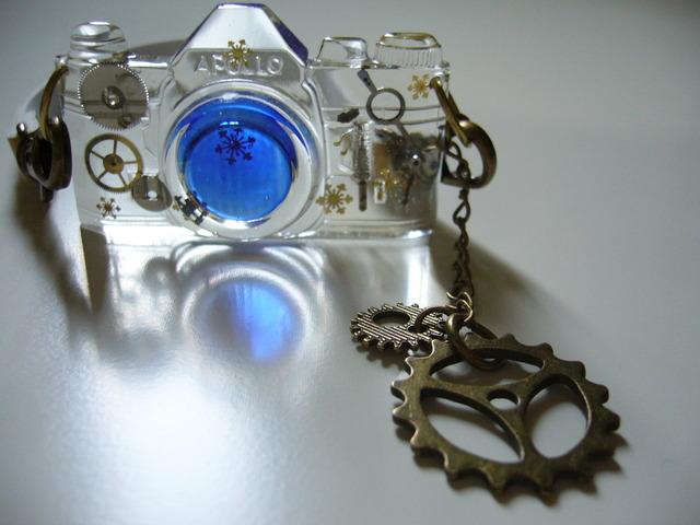 懐古カメラ 雪の音