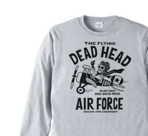 �����ֳ����THE FLYING DEAD HEAD�� ŵT����ġڼ��������ʡ�