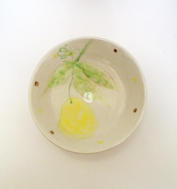 ベルガモット 絵皿 C13035