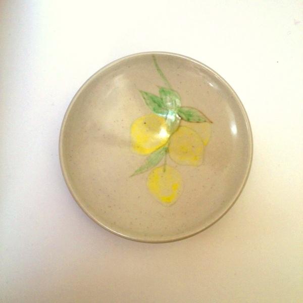 C13036 レモンのお皿