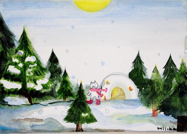 冬のおさんぽ