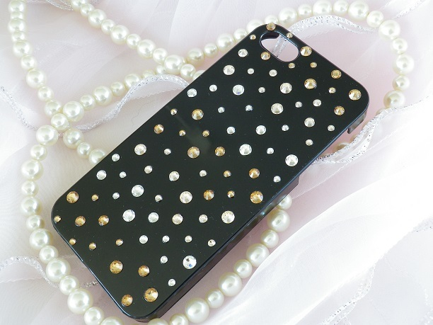 iphone5/5sケース★ スワロゴールドシャワー[送料無料]