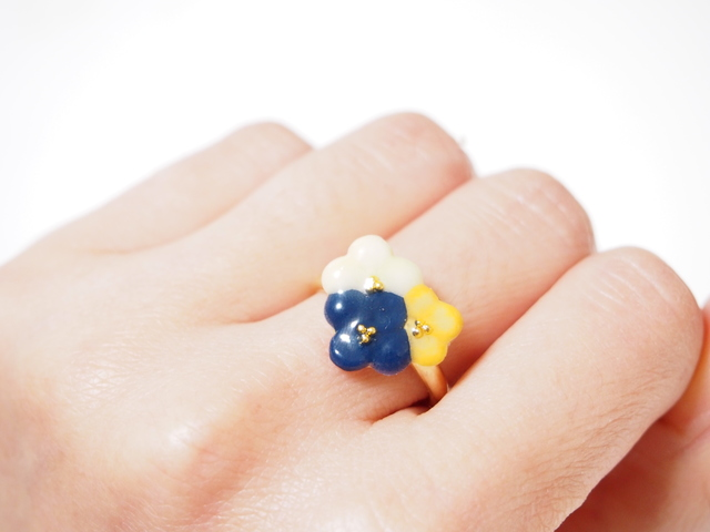 flore ring【11号】