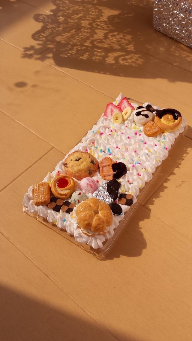 iPhone6カバー(甘いもの尽し!!...