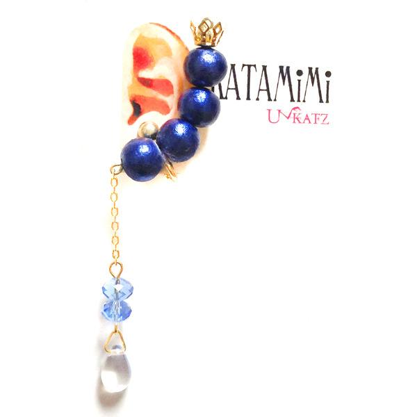 KATAMiMi NO.K50-2 氷の女王 片耳イヤーカフ