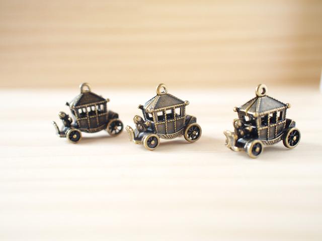Vintage Charm Carriage/ �ӥ�ơ������㡼�ࡢ�ϼ�