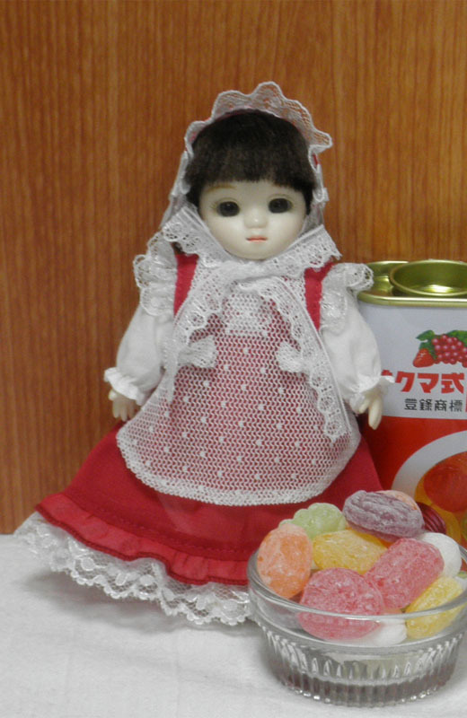 Drop Candy Dress set  [Cherry] 瓜型サ...