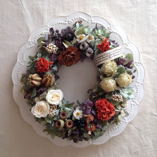 wreath dolce 【リース ドルチェ】