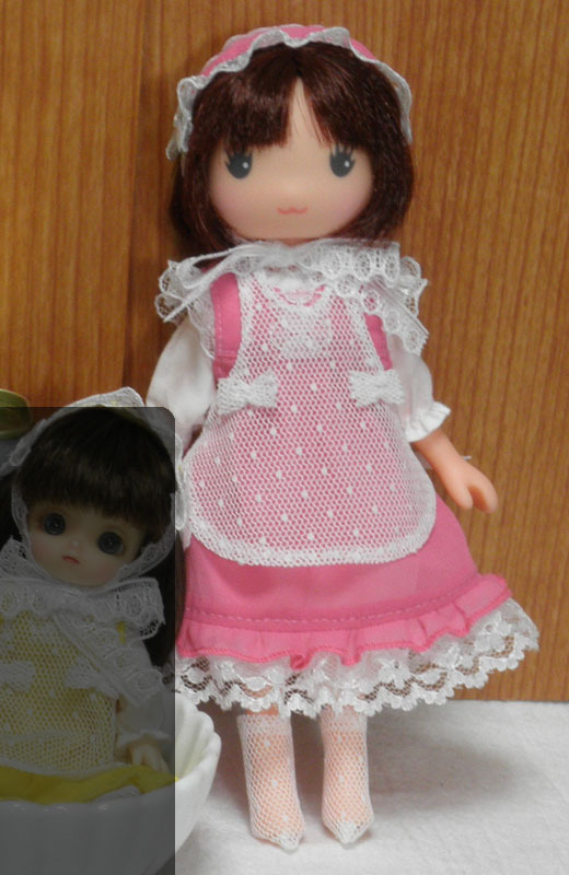 Drop Candy Dress set  [Strawberry] 瓜...