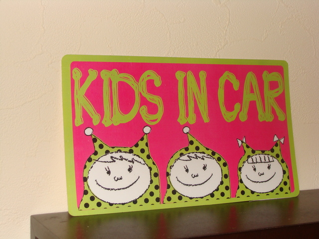 ���������KIDS IN CAR�٥��ƥå����ں���2��