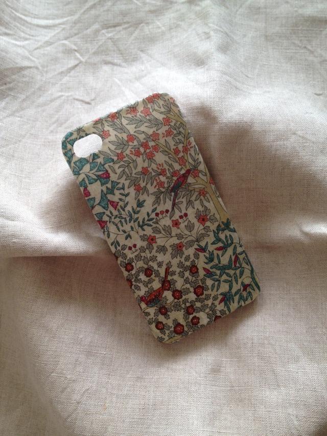 リバティ iphoneケース iphone4/4s(ジェス&ジーン)