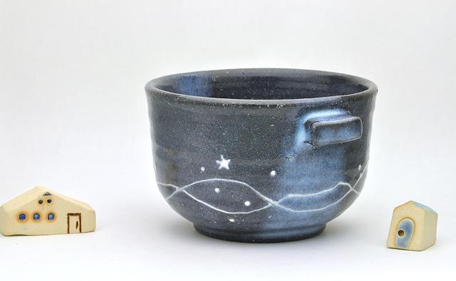 星のスープカップ