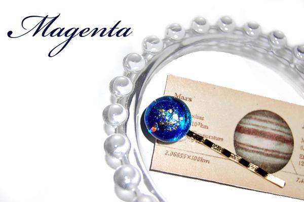 Little Planet :星空ヘアピン:S28-GLD-26