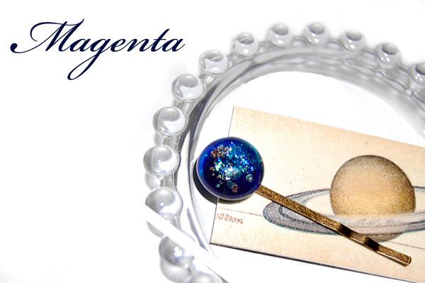 Little Planet :星空ヘアピン:S28-AG-8
