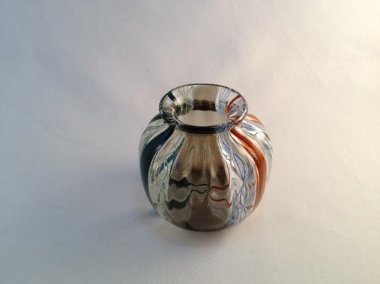 レース柄花瓶(小)