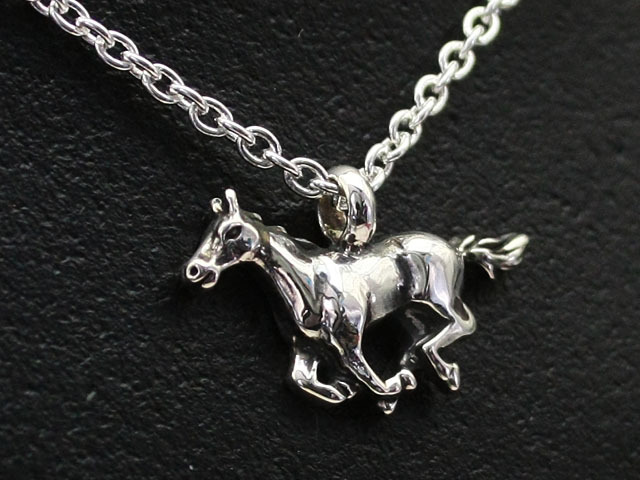 Px g silver horse pendant minne px g silver horse pendant mozeypictures Gallery