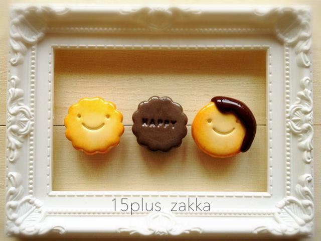 【再販☆受注】お菓子なブローチ♪〜クッキー