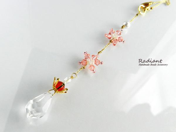 桜のスワロ☆ミニサンキャッチャー