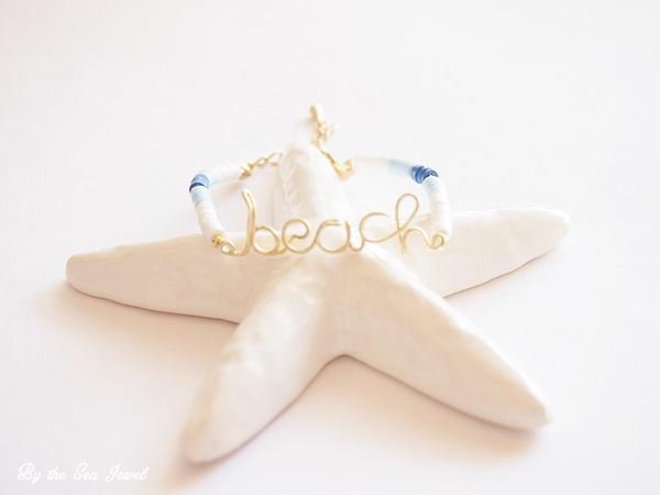 beach ブレスレット