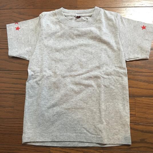 手描きTシャツ(110センチ)
