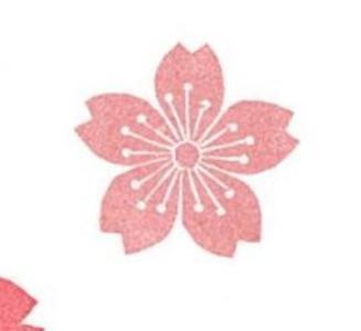 家紋:変り山桜